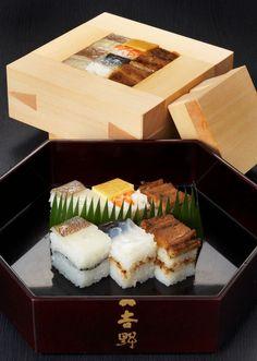 大阪名品 箱寿司