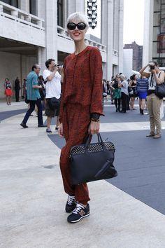 Las zapatillas de running dan el salto a la calle: New Balance | Vogue