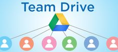 What can you do with Team Drives? Google Team, Office Team, Teamwork, Business, Space, Floor Space, Store, Business Illustration, Spaces