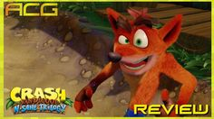 "[Video] Crash Bandicoot Nsane Trilogy Review ""Buy Wait for Sale Rent Never Touch?"" #Playstation4 #PS4 #Sony #videogames #playstation #gamer #games #gaming"