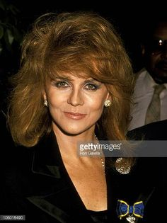 AnnMargret during Swedish Royal Order of the Polar Star Honors AnnMargret at Margareta Hegardt's Home in Beverly Hills California United States