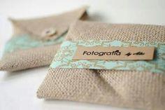 Envelopes rústicos