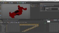 Tutorial 27 Part B: Morphing a Toy F1 car into a suitcase on Vimeo