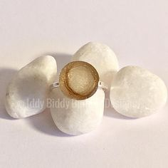 4e4379968 Sterling Silver DNA Keepsake RIng. Find this Pin and more on Breastmilk  Jewellery by Iddy Biddy Buddah Designs.