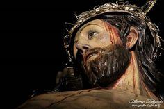 Una fotos de Alberto. Besapiés Cristo del Calvario. Entrevarales OJ. #PasionenJerez