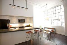 kitchen design loft的圖片搜尋結果