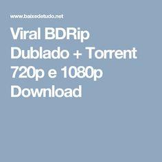 Viral BDRip Dublado + Torrent 720p e 1080p Download
