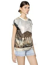 100% Polyester Womens Camp Dry Fit Sublimation Printed T-Shirts Bulk In China  Best buy follow this link http://shopingayo.space