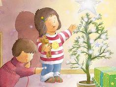 Lauras Weihnachtsstern - Lauras Stern 2. Bilderbuch App - Vorschau