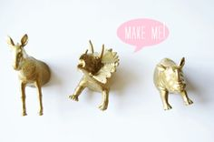 Rawr! 7 Rad Things to Make with Toy Dinosaurs this Weekend - Paper and StitchPaper and Stitch