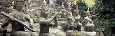 Eco tour in Koh Samui.with jungle walk, buddha magic garden, koh tan snorkeling, etc. Go Guide, Buddha Garden, Koh Samui Thailand, 5 Star Resorts, Destin Beach, Snorkeling, Places To Travel, Safari, Tours