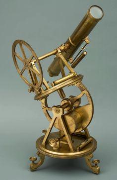 Equatorial telescope by George Adams, ca.1788, Muzeum Uniwersytetu Jagiellońskiego (MUJ)