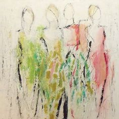 Holly Irwin - Artist - Contemporary - Mixed Media Art - atlanta ...