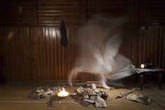 """Scena z """"Matki. Niesmacznej sztuki w dwóch aktach z epilogiem, fot. Paweł Dudziak / dzięki uprzejmości artystki"""