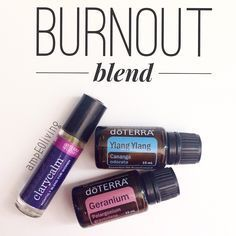 Lack of motivation, exhausted, overly stressed, frustrated.these oils together can really help to overcome those feelings. I usually layer them. (If you happen to have Rose essential oil, add that to the mix too. Essential Oil Diffuser Blends, Doterra Essential Oils, Natural Essential Oils, Burn Out, Doterra Oils, Doterra Products, Doterra Blends, Aromatherapy Oils, Living Oils