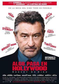 OCTUBRE-2015. Algo pasa en Hollywood. DVD COMÈDIA LEV