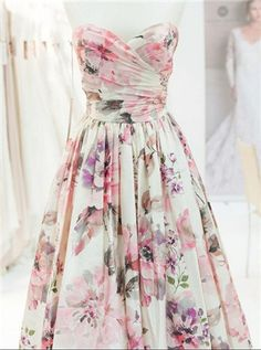 fashion prom dress