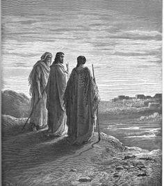 UnCatolico-Biblia-221- Jesús y los discípulos de Emaus (