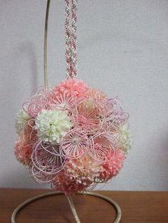 お花のきもち:水引アイテム