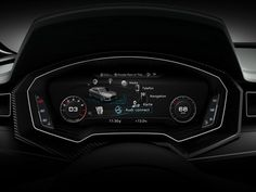 Audi facelift coming next year with fully digital instrument cluster Audi Tt Interior, Radios, Audi A3, Connect, Digital Instruments, Purple Rain, Car Detailing, Automobile, Cabin