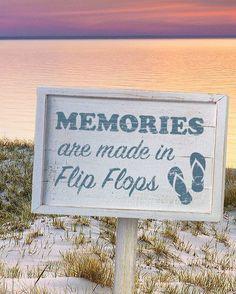 Ahhh.. Flip Flop weather is back! #MyrtleBeach #noshoes #sandbetweentoes
