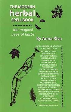 Modern Herbal Spellbook