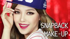 Clear Rose Color Make up (With subs) 맑은 레드 메이크업 (Part 2016 Pony Makeup, Emo Makeup, Asian Eye Makeup, Korean Makeup Tutorials, Applying False Eyelashes, Korean Make Up, Asian Eyes, Everyday Makeup, Makeup Cosmetics