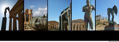 Agrigento, la Valle dei Templi ed Igor Mitoraj - © fabiosigns