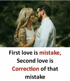 I don't think that first love is a mistake! 😶 It's a great feeling and an experience toooo(Already accepted the lesson that he is not belongs to me ☺)😋😍😘 Bff Quotes, True Love Quotes, Girly Quotes, Romantic Love Quotes, Love Quotes For Him, Attitude Quotes, Friendship Quotes, Hold Me Quotes, Attitude Shayari