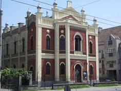 Jewish Synagogue of Romania