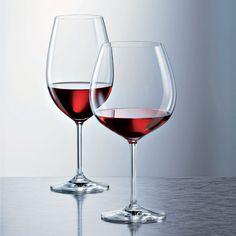 Taças de vinho Schott.