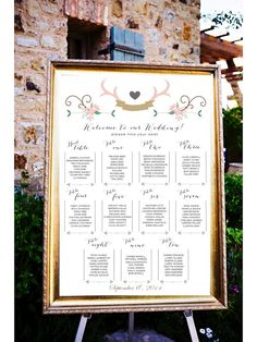 printable alphabetical wedding seating chart reception table plan purple gray find your seat table assignment board digital by helloloveco