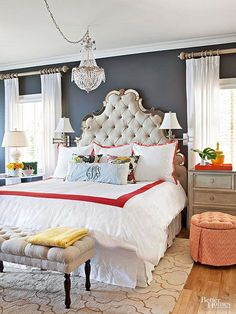 No matter how you want to feel in your home -- comfortable or creative, serene or energized, private or ready to share -- color is the way to achieve it. Here's how to decorate with colors in the right tone for the mood you w