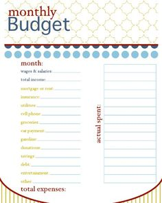 Tons of great printables for organizing life! #householdbinder