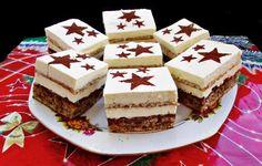 Prajitura Deliciu. Una dintre cele mai bune prajituri! - Rețete Merișor Food Cakes, Macarons, Tiramisu, Waffles, Cake Recipes, Cake Decorating, Deserts, Cooking, Breakfast