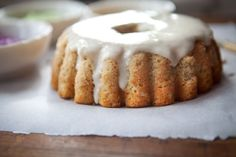 Classic Vanilla Coconut Flour Cake #glutenfree #grainfree #paleo