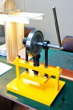Perforative Punch Press | ELFITA