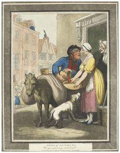 Do you want any brick dust?: 1799