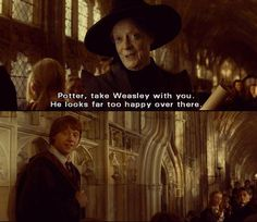 Harry Potter Humor. I used to have a teacher who said the same thing about my classmates lol