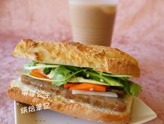 越式三明治 13