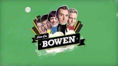 Live on Bowen - Broadcast Design on Vimeo