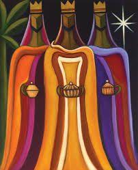 Image result for pinturas de navidad caribeña