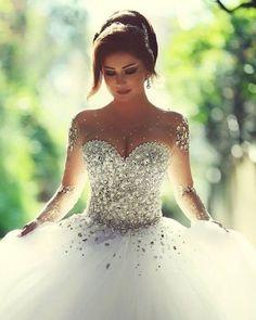 White traditional amp elegant Checkout more dresses at bitlydressesxv quinceaneradotcom