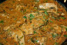 Ruokasurffausta: Intialainen Rogan Josh curry - hot hot hot!