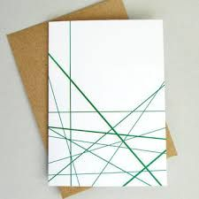 geometric card - Google Search