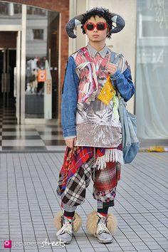 121103-2931 - Japanese street fashion in Shibuya, Tokyo
