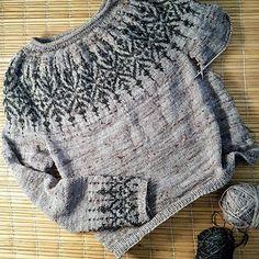 Ravelry: lindtski's *testknit* Gardengate sweater Yarn Needle, Yarn Colors, Ravelry, Pullover, Knitting, Pattern, Sweaters, Fashion, Moda