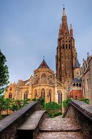 Bruges Cathedral, Bruges (Belgium)