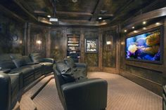 Media Rooms Design Ideas, Pictures, Remodel and Decor - Kimberly Hatfield-Davis . Media Rooms Design Ideas, Pictures, Remodel and Decor – Kimberly Hatfield-Davis – Best Home Theater, At Home Movie Theater, Home Theater Speakers, Home Theater Rooms, Home Theater Design, Home Theater Seating, Cinema Room, Theater Seats, Media Room Seating