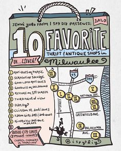 Jenni Yolo's 10 Favorite Thrift & Antique Shops in Milwaukee! – 2020 (I Spy DIY) Antique Market, Antique Stores, Transformers, Habitat For Humanity Restore, I Spy Diy, Vintage Trunks, Old Trains, Milwaukee Wisconsin, Diy Presents
